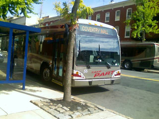 Ride Guide Bus